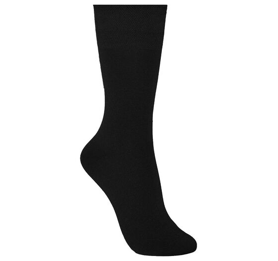 ECCO Womens City Trouser Sock (BLACK)