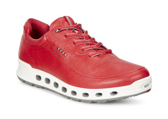 ECCO Wmns Cool 2.0 Leather GTX (TOMATO)