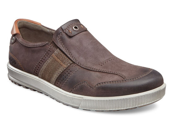 ECCO Ennio Urban Slip On (COFFEE/COGNAC)