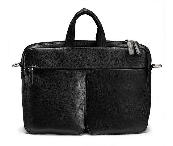 ECCO Anaheim Small Laptop Bag (BLACK/BLACK)