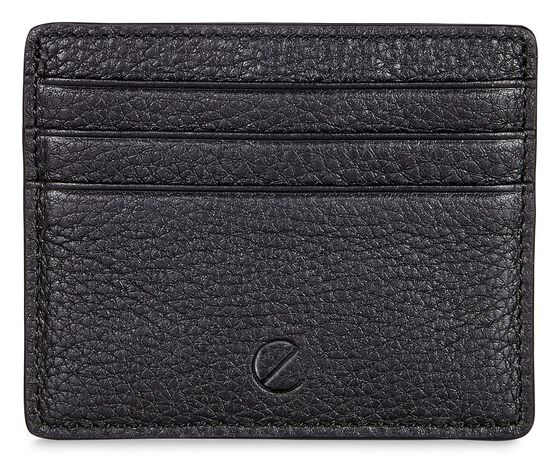 ECCO Jos Slim Card Case (BLACK)