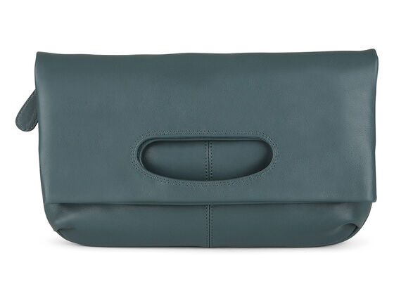 ECCO Cali Clutch (GREEN GABLES)