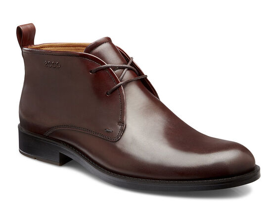 ECCO Birmingham Chukka Boot (RUST)