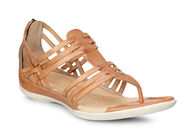 ECCO Flash Lattice T SandalECCO Flash Lattice T Sandal in LION (02021)
