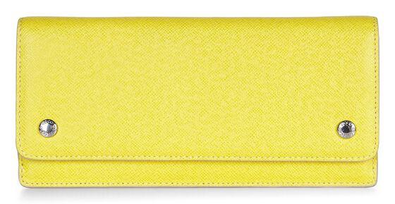 ECCO Iola Slim Wallet (LEMON)