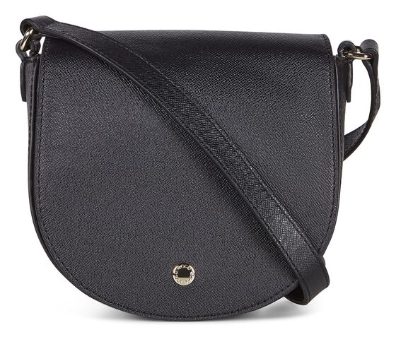 IOLA Small Saddle BagIOLA Small Saddle BagIOLA Small Saddle Bag in BLACK (90000)
