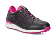 ECCO Womens Speed Hybrid (BLACK/RASPBERRY)
