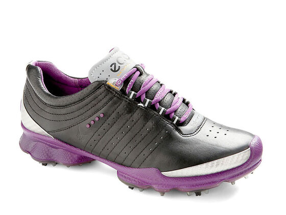 ECCO Womens BIOM Golf (BLACK/NIGHT SHADE)