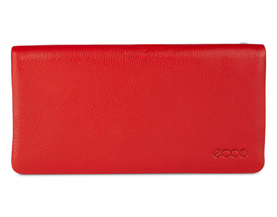 ECCO Bolivar Wallet (RED ALERT)