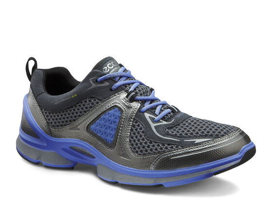 ECCO Wmns BIOM EVO Train Lite (BUFFED SILVER/DARK SHA/BAJA BLUE)