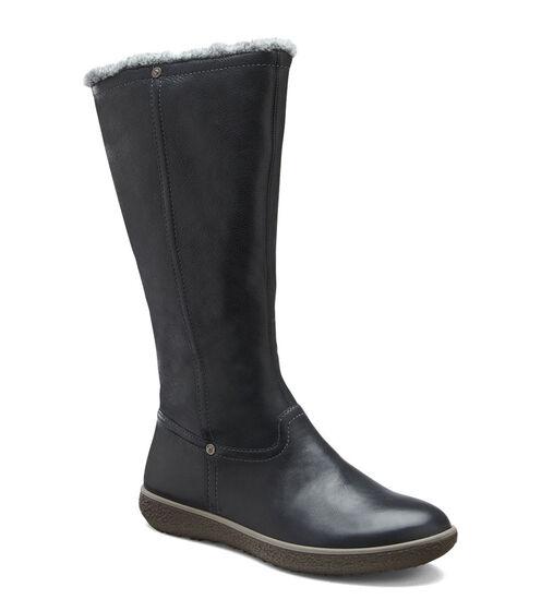 ECCO Aude Tall Boot (BLACK)