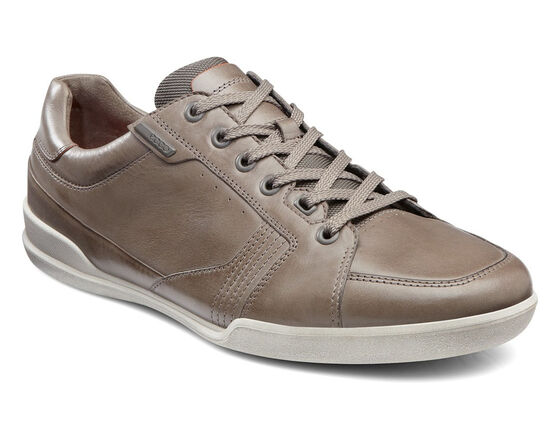 ECCO Enrico Casual Sneaker (WARM GREY)