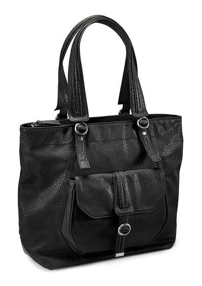 ECCO Baku Shopper Bag (BLACK)