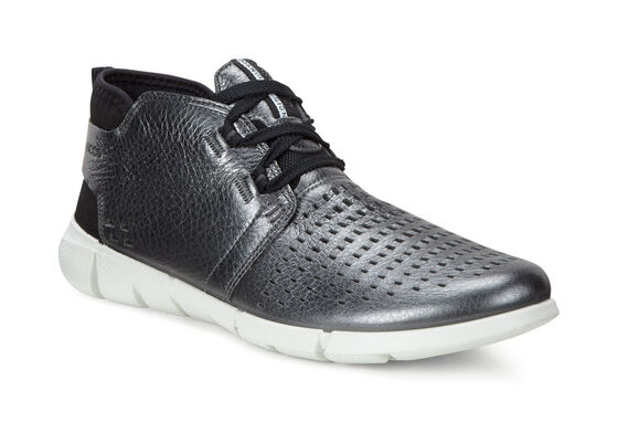 Chukka ECCO Intrinsic pour femme (DARK SHADOW METALLIC)