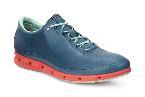 ECCO Womens Cool GTX (SEA PORT/GRANITE GREEN)