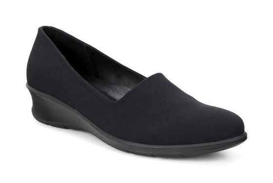 FELICIA Stretch (BLACK/BLACK)