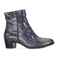 Shape 35 Snakeskin BootShape 35 Snakeskin Boot in TRUE NAVY (01048)