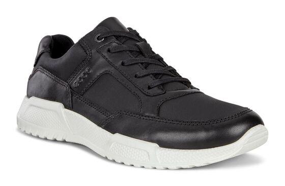 ECCO Luca Modern Sneaker (BLACK/BLACK)