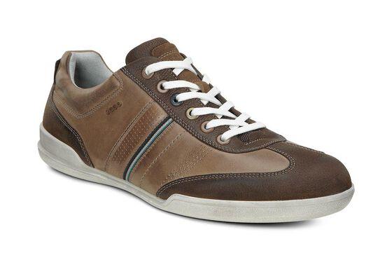 ECCO Enrico Retro Sneaker (CAMEL/WHISKY)