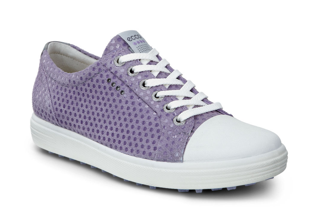 Ecco Casual Hybrid Golf Shoes, Purple