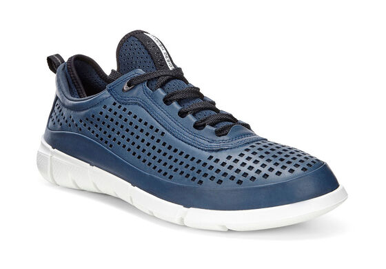ECCO Mens Intrinsic Sneaker (TRUE NAVY)