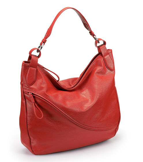 ECCO Barth Hobo Bag (RED ALERT)