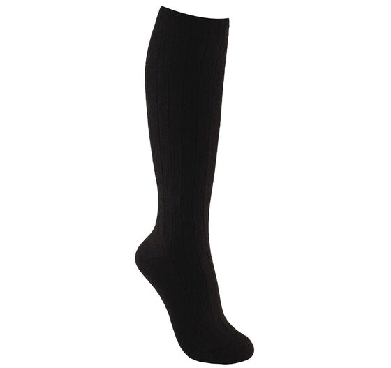 ECCO Womens Knee-High Sock (POWDER BROWN)