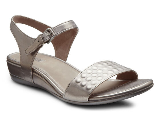 ECCO Touch Pure Sandal (MOON ROCK)
