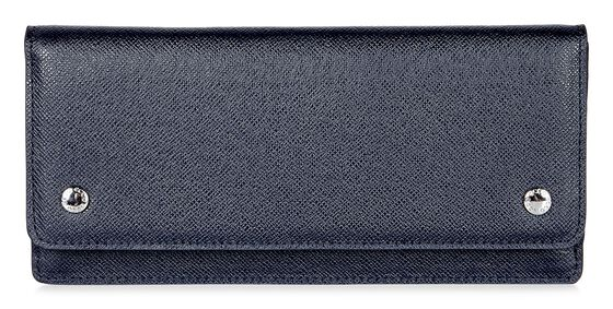 ECCO Iola Slim Wallet (NAVY BLUE)