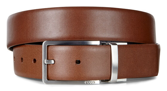 ECCO Fajardo Reversible Belt (BLACK/MINK)