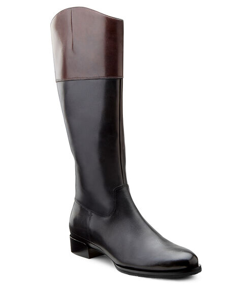 ECCO Sullivan Tall Riding Boot (BLACK)