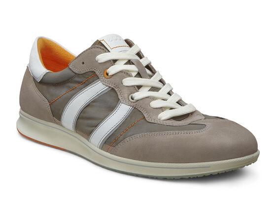 ECCO Jogga Textile Sneaker (STONE/WARM GREY/WILD DOVE/WHITE)