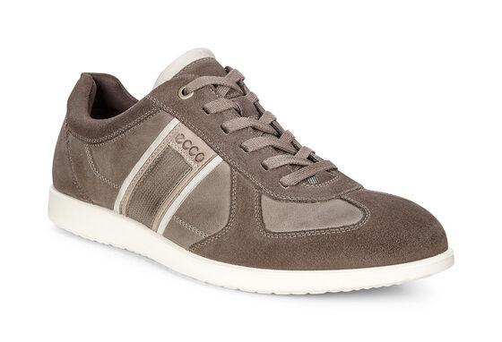 ECCO Indianapolis Sneaker (DARK CLAY/TARMAC)