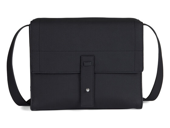 ECCO Dalaman Crossbody (BLACK)
