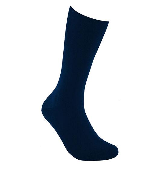 ECCO Mens Dress Cushion Sock (NAVY)