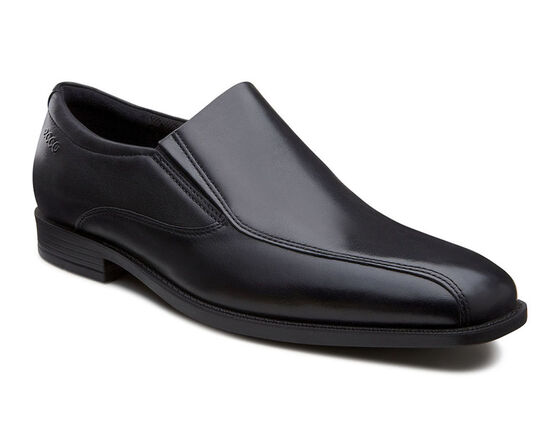 ECCO Edinburgh Bike Slip On (BLACK)