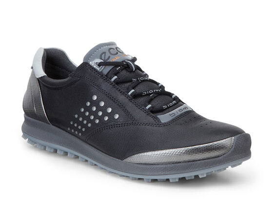 ECCO Womens BIOM Hybrid 2 (BLACK/BUFFED SILVER)
