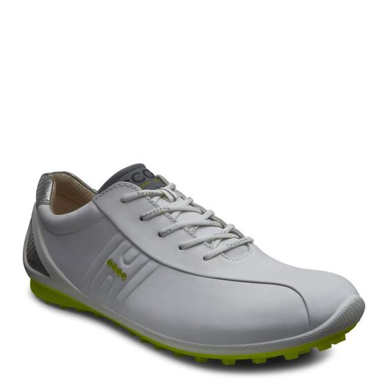 ECCO Mens BIOM Zero Golf (BLACK/SULPHUR)