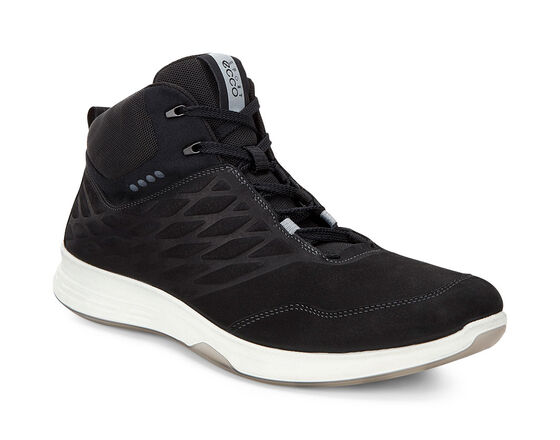 ECCO Mens Exceed High (BLACK)