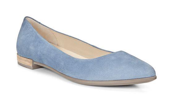 ECCO Shape Pointy Ballerina (RETRO BLUE)