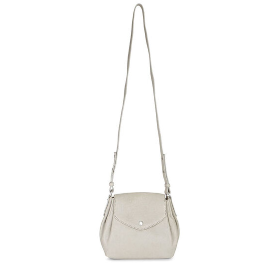 ECCO Nanjing Cross Body Bag (GRAVEL)