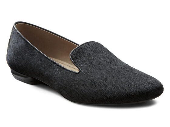 PERTH Ladies Loafer (BLACK)