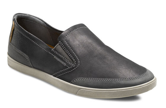 ECCO Collin Casual Slip On (MOONLESS/BLACK)