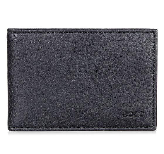 ECCO Gordon Card Holder (BLACK)