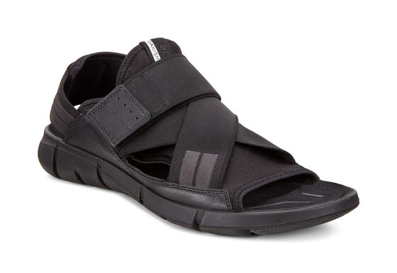 INTRINSIC Mens Sandal (BLACK/BLACK)