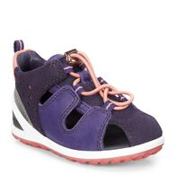 ECCO BIOM Lite Infants Sandal (NIGHT SHADE/CROWN JEWEL)