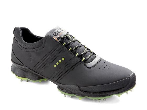 ECCO Mens BIOM Golf Hydromax (BLACK/LIME PUNCH)