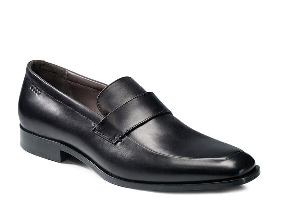 ECCO Dacono Slip On (BLACK)