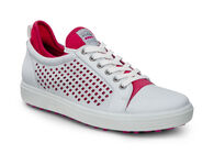 ECCO Womens Summer HybridECCO Womens Summer Hybrid in WHITE/RASPBERRY (55602)