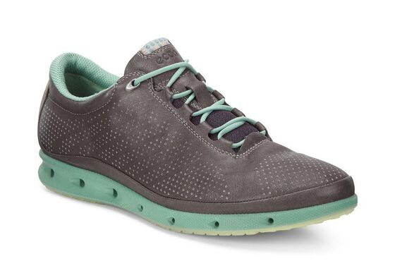 ECCO Womens Cool GTX (DUSTY PURPLE/GRANITE GREEN)